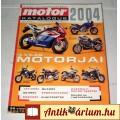 Eladó Motor Katalógus 2004 (5db állapot képpel :)