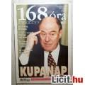 Eladó 168 Óra 2002/6.szám (Politikai Hetilap Tartalomjegyzékkel :)
