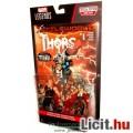 Eladó 10cm-es Odinson és női Thor 2db figura + képregény szett - új Marvel Bosszúállók/ Avengers Secret Wa