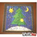 karácsonyi dekorszalvéta