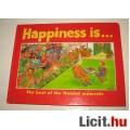 Eladó Happiness is........ angol nyelvű humoros könyv