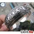 Eladó Tibeti ezüst karkötő, karperec, szerencsét hoz!!!