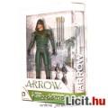 Eladó 18cm-es Green Arrow / Zöld Íjász figura csuklyás TV megjelenéssel, íjjal, nyilakkal
