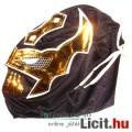 Eladó Pankráció maszk - Sin Cara sötétkék-fehér felvehető Pankrátor Maszk - Lucha / Luchardor mexikói típu