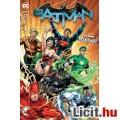 Eladó új  Batman képregény 23. szám, benne: New 52 Igazság Ligája és Baglyok Éjszakája - Új állapotú magya