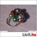 Eladó Állítható méretű koktél gyűrű,új