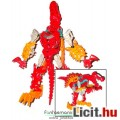 Eladó 15cm-es Transformers figura Dinobot Scorn dínó robot szétszedhető és könnyen átalakítható figura - H