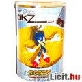 4cm-es Sega Sonic figura - Sonic játék figura jobbra-el mutató pózban - Sonic the Hedgehog Tomy Gach