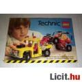 Eladó LEGO Technic Katalógus 1982 Holland (115306/115406-NL) 6képpel :)