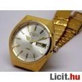 Eladó CITIZEN férfi automata arany szín fém csat óra dátum ezüst számlap