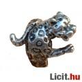 Egyedi tibeti ezüst leopard gyűrű