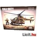 278 elemes Call of Duty építhető helikopter +2db kommandós katona minifigura szett Mega Bloks 97451