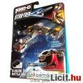 Star Trek - mini Klingon D7 Battle Cruiser építhető űrhajó világító talppal - 39 elemes LEGO típ. ép