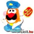 Eladó Toy Story - Krumplifej úr 15cm-es plüss rendőr ruhás figura - Mr Potato Head / Krumplifejű Uraság pl