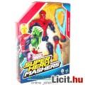 Eladó Pókember figura - Mashers 16cmes Pókember / Spider-Man - mozgatható figura cserélhető alkatrészekkel
