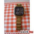 Eladó SKMEI digitális arany színű quartz férfi karóra 2 időzóna alarm 50M 0085e495fb