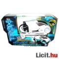 Eladó Tron figura - 16cm-es Light Cycle motor fényeffekttel és nyitható pilótafülkével 10cm-es figurákhoz