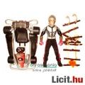 Eladó Action Man figura - 30cm-es extra-mozgatható katona és Go-kart autó jármű - használt, csom nélkül