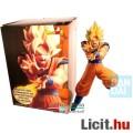 Eladó 16-18cm-es Dragon Ball Z / Dragonball figura - Son Goku Super Saiyan Android Battle változat - Banpr