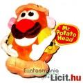 Eladó Toy Story - Krumplifej úr 15cm-es plüss afrikai felfedező ruhás figura - Mr Potato Head / Krumplifej