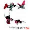 Eladó Transformers Kre-O 2db minifigura - Scrapnel és Wingspan átépíthető mini robot figura szett - Hasbro