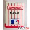Matchbox MLB-90-13 (MB38) Ritka (1990) Texas Rangers Bontatlan 4képpel