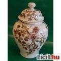 Eladó ÚJ! Nagyméretű Zsolnay fedeles váza