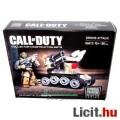 93 elemes Call of Duty Mega Bloks figura szett - Drone Attack jármű és katona minifigura szett 06813