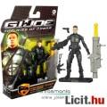 Eladó GI Joe figura - 10cm mozi Duke / Channing Tatum extra-mozgatható katona figura lövedékes rakétavetőv
