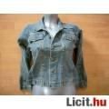 Eladó Kék minőségi, újszerű női farmerdzseki (M-XL)