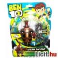 Eladó Ben 10 figura - 13cmes Steam Smythe ellenség játék figura mozgatható végtagokkal - Új Ben10 széria