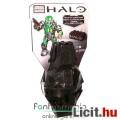 Halo Drop Pod - zöld ODST Spartan figura fegyverrel