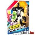 Eladó Pókember figura - Mashers 16cmes Agent Venom fekete Pókember figura - mozgatható figura cserélhető a