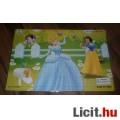 Disney hercegnők puzzle kirakó 54 darabos 38 cm x 26 cm - Vadonatúj!