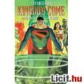 Eladó új DC Comics Igazság Ligája képregény kötet - Kingdom Come - A te országod 240 oldal, teljes keményt