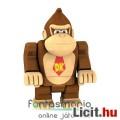 Eladó KNeNintendo Super Mario figura - Donkey Kong minifigura 4-5-es mozgatható, kompatibilis gorilla figu