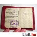 Magyar Dolgozók Pártja Tagsági Könyv (1953) Gyűjteménybe (5képpel :)