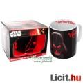 Eladó Csillagok Háborúja / Star Wars bögre - Darth Vader domború mintás hivatalos bögre ablakos ajándékcso