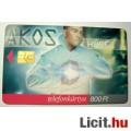 Eladó Telefonkártya 2000/11 - Ákos/Hűség (2képpel :)