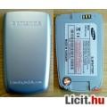 Eladó Akkumulátor  Samsung E700. Ezüstszürke Li-ion.