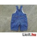 *baby GAP rövid farmer babanadrág 56-os