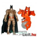Eladó Batman figura - 10 cm-es Batman figura páncélos megjelenéssel, ráadható körf?részes vérttel