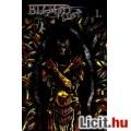 Eladó új Bloodlust cyberpunk vámpír képregény 1. szám - Ébredés - 28 oldal, színes - magyar alkotói képreg