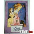 Eladó Disney hercegnők - A szépség és a szörnyeteg Belle mese képeslap