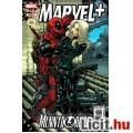 x új Marvel+ képregény 37. szám 2018/2 Benne: Deadpool és a Mennydörgők, Bosszúállók / Bosszú Angyal