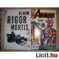 Eladó The Avengers amerikai Marvel képregény 8. száma eladó!