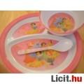 Disney hercegnők 3 darabos étkészlet