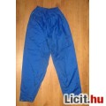 Eladó kék vízhatlan nadrág,méret:152
