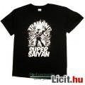 Eladó Dragonball póló - Training to go Super Saiyan - Dragon Ball póló Songoku mintával - S, M, L, XL vagy