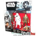 Star Wars figura - Poe Dameron vs Snowtrooper Officer / Rohamosztagos tiszt - Rogue One / Zsivány Eg